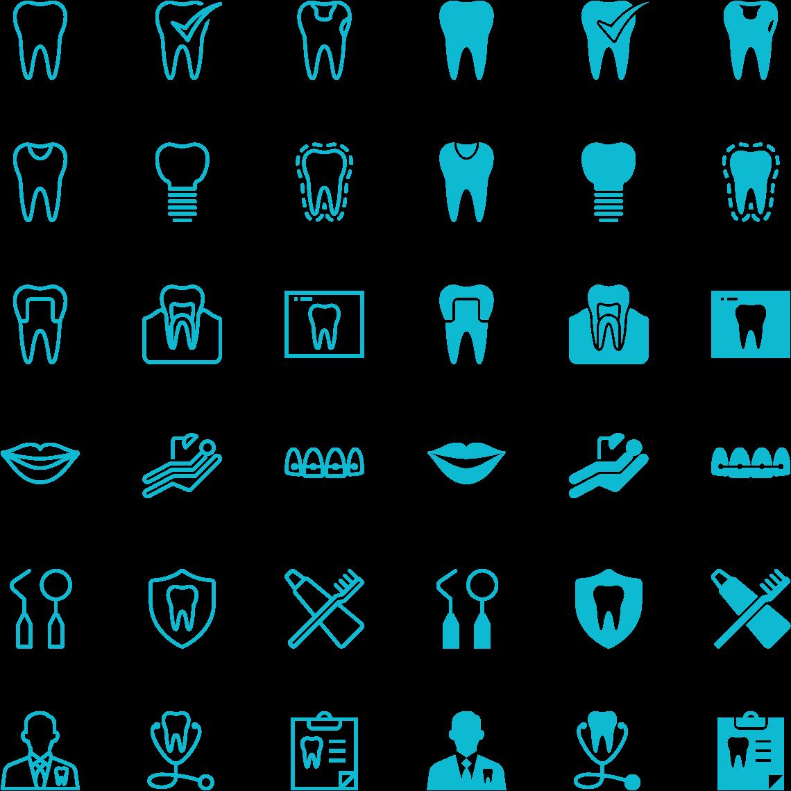 dental icon set 2 - dental-icon-set-2