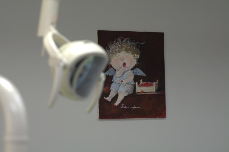 молочних зубив без болю - Лікування молочних зубів без болю з використанням японського препарату SAFORIDE