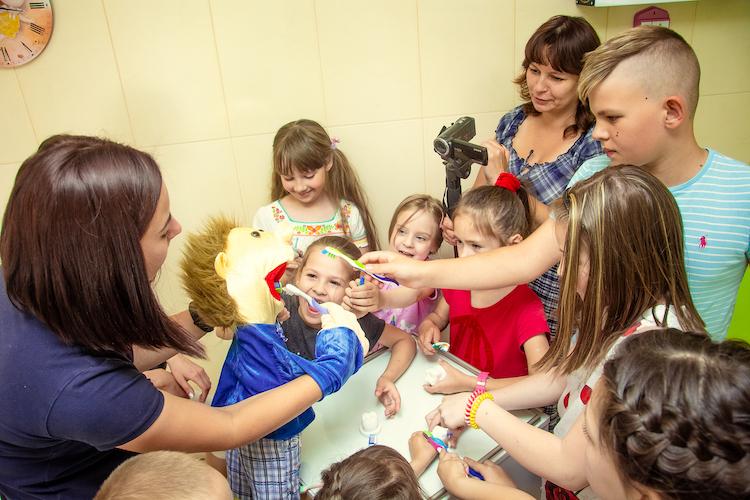 DSC 0136 - 2.06.2018 відбулось дитяче свято: День захисту дітей.