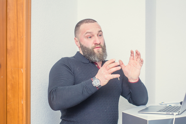 Макаренко Максим