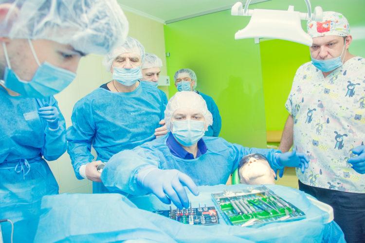 """DSC 0605 750x500 - Лекція """"Імплантація зубів. Установка імпланта implantswiss. Аугментація кісткової тканини"""" пройшла 24.03.2019"""