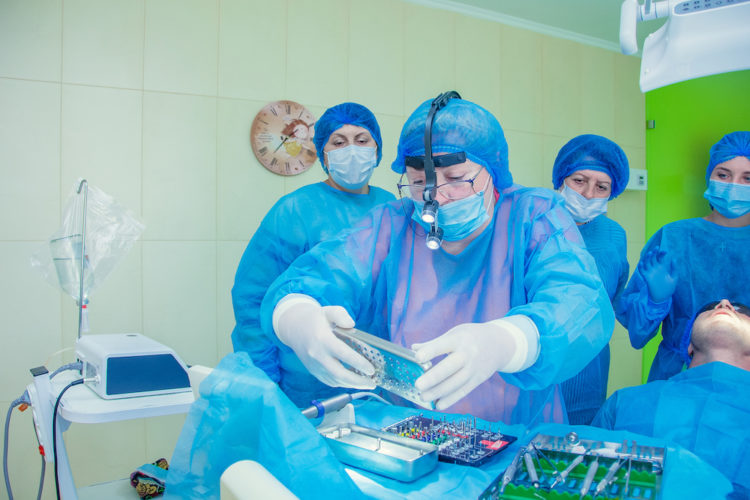 лекция для стоматологов