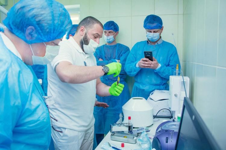 APRF в стоматологии